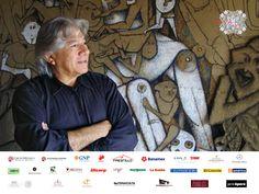 #peruenmexico VIVA EN EL MUNDO. Gerardo Chávez López, nacido en la ciudad de Trujillo en 1937, es un reconocido artista plástico Peruano. En el año 2012 se le reconoció como el artista plástico peruano en actividad más importante y además fue designado presidente del Patronato por el Arte y la Cultura de Trujillo. Le invitamos a conocer y a participar en las múltiples actividades que se llevarán a cabo durante la edición de VIVA PERÚ 2015 en México. www.vivaenelmundo.com
