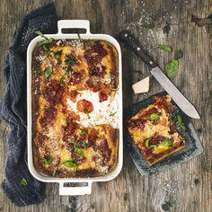 Pepperoni, Cheddar, Lasagna, Ethnic Recipes, Food, Cheddar Cheese, Essen, Meals, Yemek