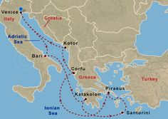 7 nights Europe - Jul 17 2016 - MSC Cruises Orchestra : CruiseDirect.com