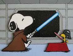 Star Wars Snoopy