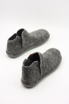 13c79d7cfcdcf 42 Best I did it - Felted shoes images in 2019 | Felt shoes, Winter ...