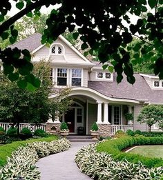 In all seriousness, this is my dream house