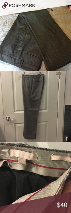 Banana Republic Martin Fit Trousers Gently worn Martin fit Banana Republic dress trousers. Banana Republic Pants Trousers