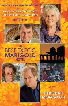 The Best Exotic Marigold Hotel - as is do often the case, I liked the book a little more than the movie ...but the movie was good, too.