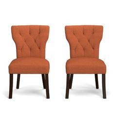 Handy Living Sirena Parsons Chair U0026 Reviews | Wayfair