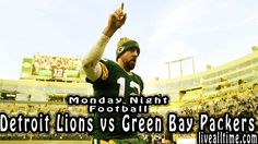 Detroit Lions vs Green Bay Packers Live Stream: Green Bay Packers mentor Mike McCarthy said he will move with reinforcement quarterback Brett Hundley after Aaron Rodgers endured a broken collarbone. Be that as it may, the Packers were allegedly intrigued by Brian Hoyer before Hoyer marked with New England this week, leaving inquiries for McCarthy