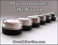 Today is the LAST DAY to order Discontinued eyeshadows!