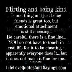 flirting vs cheating committed relationship quotes for a child support