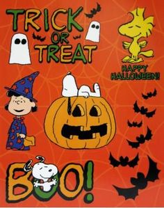 Image result for trick or treat snoopy