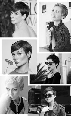 PIXIE CUT CRAZE - Fashion Hoax | creatorsofdesire.com