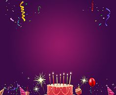 Birthday Background With Gifts Png Birthday Background Images
