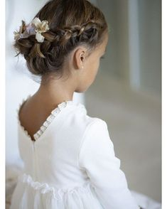hairstyle ideas uk hairstyle ideas ideas for military bal Flower Girl Hairstyles bal hairstyle ideas military Short Flower Girl Hairstyles, Little Girl Hairstyles, Headband Hairstyles, Wedding Hairstyles, Bridesmaids Hairstyles, Dress Hairstyles, Hairstyle Ideas, Communion Hairstyles, Girl Hair Dos