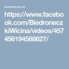 https://www.facebook.com/BiedroneczkiWicina/videos/457456194588627/