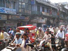 Chaos de l'Inde