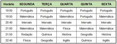 O que cai na prova Concurso Exército EsPCEx 2018? Learn Portuguese, Vestibular, Study Notes, Schools, Periodic Table, Learning, Teaching Tips, Schedule Board, Paintings