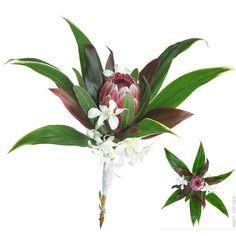 Hawaiian Wedding Song Wedding Bouquet (5252) so pretty