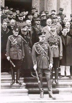 Von Hohenzollern, Romanian Royal Family, King Of The World, Bucharest Romania, Military Photos, Kaiser, Eastern Europe, King Queen, Wwi
