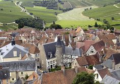 In the Eastern Loire Valley, the area around Sancerre produces some world famous white wines from its 2400 hectares of vineyards. It is a beautiful area and well worth exploring by car, by bike or on foot