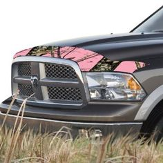 Mossy Oak Graphics 10008-BS-BUP Break-Up Pink Camouflage Bug Shield Kit