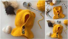 make baby beret with robal Baby Knitting Patterns, Knitting Designs, Crochet Patterns, Baby Wallpaper, Stitch Crochet, Beanie, Viking Tattoo Design, Sunflower Tattoo Design, Knitting For Beginners