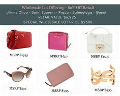 fb293ed4cbc  2500 Luxury Designer Wholesale Lot Offer Gucci