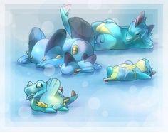Mudkip evolution