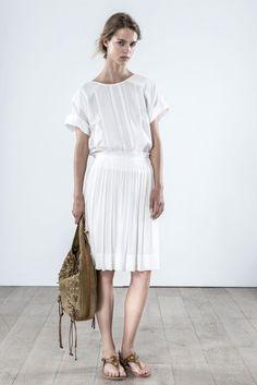 Vanessa Bruno Lente/Zomer 2015 (8)  - Shows - Fashion