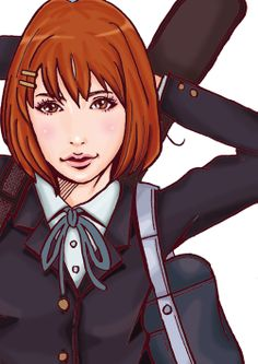 Tsukasa Tomoyose Girls illustration / http://www.atoron.com #art #illustration #drawing #draw #picture #artist #sketch #sketchbook #artsy #instaart #creative #photooftheday #graphic #graphics #artoftheday #okinawa