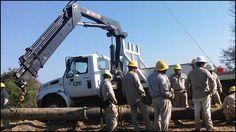 CFE trabaja para restablecer electricidad tras sismo