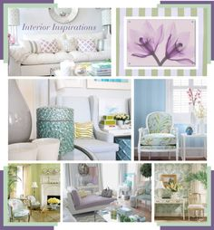 The use of pastel colors in home decor adds softness to any room. It can be especially useful in a bedroom, a place that inspires peace and tranquility. Living Room Inspiration, Home Decor Inspiration, Design Inspiration, Design Ideas, Dream Bedroom, Master Bedroom, Interior Design, Interior Decorating, Decorating Ideas