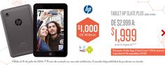 RadioShack oferta tablet HP Slate Plus