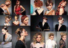 Collezione A/I 2014 Retrospective Hair Studio's