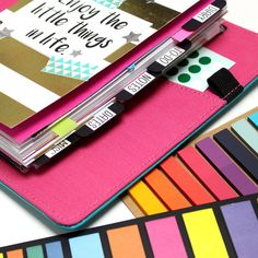 How To Personalise Your Planner | Paperchase Features