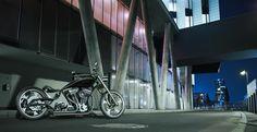 Mindcrime Bike With Moofe Environment by Roger Stagner, via Behance
