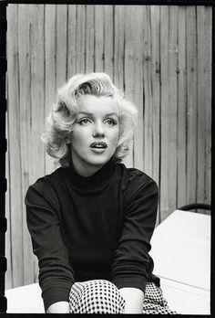 Marilyn Monroe by herbert list