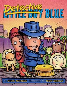 With the help of his nursery rhyme friends, Little Boy Blue, who now runs a detective agency, solves the mystery of the missing Miss Muffet.
