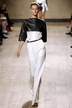 Céline Spring 2010 Ready-to-Wear Fashion Show: Complete Collection - Style.com