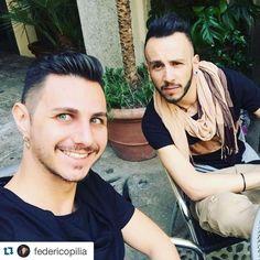 @federicopilia with @repostapp.  Un buon caffè glamour