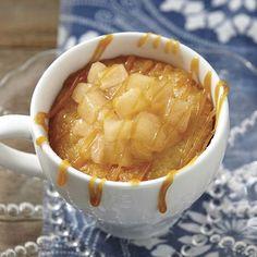Mug Apple Pie | Wilton Cake Decorating
