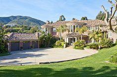 Dan Cortese  Malibu Mansion