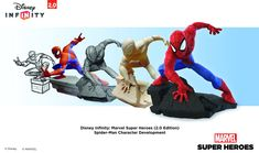Disney Infinity 2.0 Edition character developent - Google Search