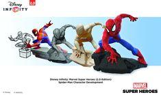 Spider Man Disney Infinity