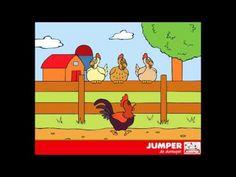 Kinderliedjes Jumper De diersuper - Kinderliedje Boer, wat zeg je van mijn kippen?