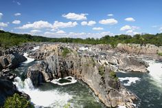 The Commonwealth of Virginia has 21 national parks! This year celebrates the 100th anniversary of National Park Service.  Make time to visit a park in your own state and then plan to visit other states and US territories. Contact me to help you see and explore our national parks!  Great Falls Park pictured.