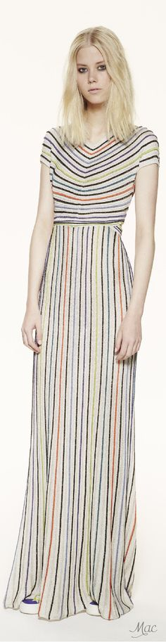 Spring 2016 Ready-to-Wear M Missoni