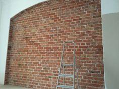 renowacja cegły, brick wall