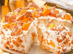 Christmas tangerine cake - Ingredients 100 g almond speculoos 3 eggs (size M) 100 g sugar 125 g flour 1 level tsp baking powde - Delicious Cake Recipes, Yummy Cakes, Dog Recipes, Quick Recipes, Eggnog Cheesecake, German Baking, Nutella Brownies, Funny Cake, Dog Cakes