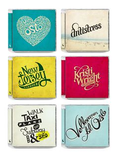 Not just for CD Covers. I love the curly designs :)