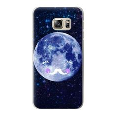 Samsung Galaxy / LG / HTC / Nexus Phone Case - Mr Moon ($40) ❤ liked on Polyvore featuring accessories, tech accessories and android case