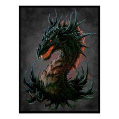 regal_black_dragon_head_full_colour_poster-r1840c87b1b8f4899bcc9f4f07752e0f6_wv4_8byvr_324.jpg (324×324)